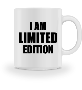 ♥ I AM LIMITED EDITION #1ST