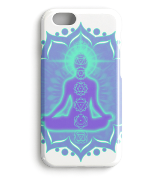 ♥ Yoga Lotus Meditation Chakren II case