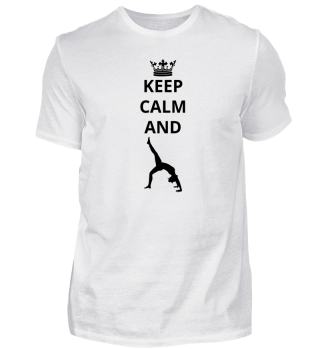 geschenk keep calm and yoga (3)