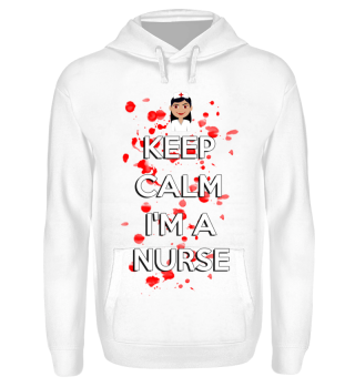 ☛KEEP CALM I'M A NURSE