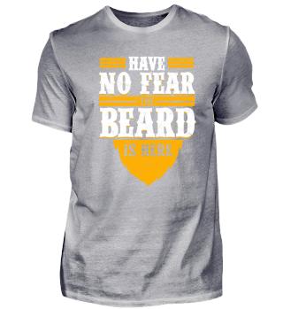 Hab keine Angst - der Bart ist da