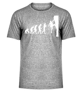 Climber Climbing Mountain Gift Shirt