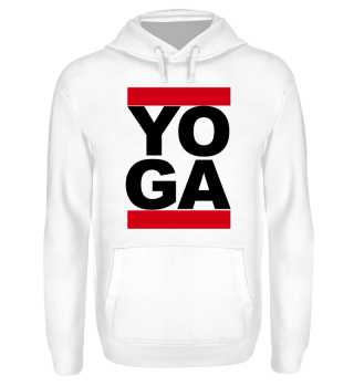 YOGA T-Shirt HiP-Hop
