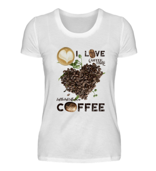 ☛ I LOVE COFFEE #1.3.1