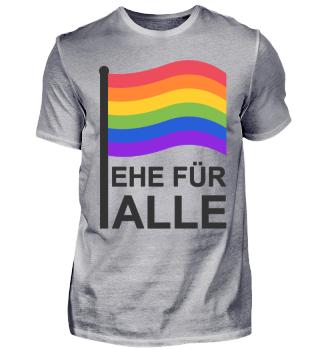 Ehe Homosexualität Regenbogen Geschenk