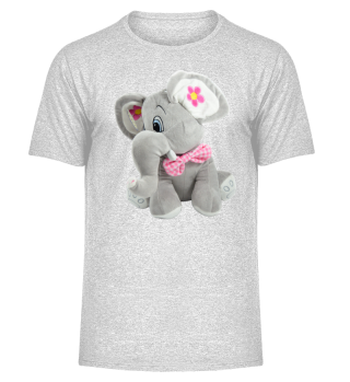 Fancy Elephant Toy Shirt