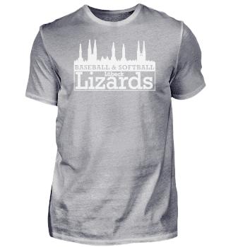 Lizards Basic T-Shirt 7Türme Baseball