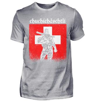 Tell Schweiz Chuchichäschtli Mundart