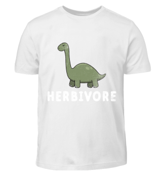 Herbivore Vegan Dinosaur