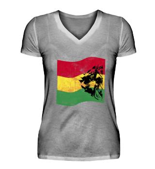 reggae - lion - irie