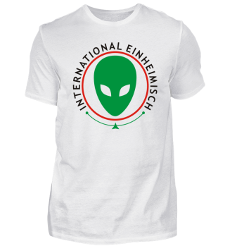 Alien Head - International Einheimisch I
