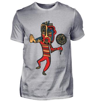 Mens Shirts- Candy Man