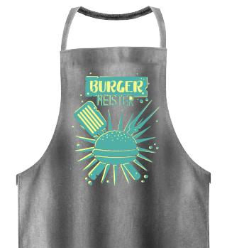 BBQ Grillmeister Burger Meister