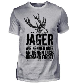 Jäger - Wir kennen Orte an denen Dich...