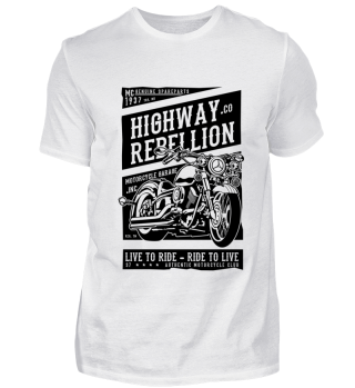 ☛ HiGHWAY REBELLION #1.2