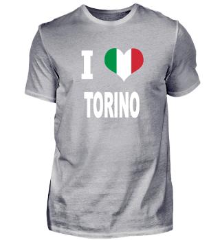 I LOVE - Italy Italien - Torino