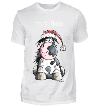 Ho Ho Ho Weihnachtspferd