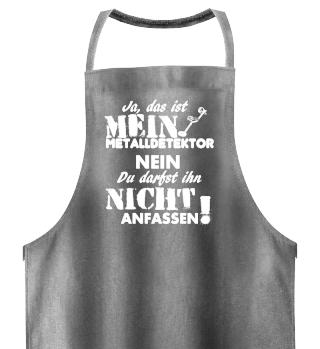 Sondler Grillschürze mein Metalldetektor