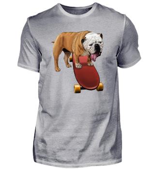Bulldog Skater