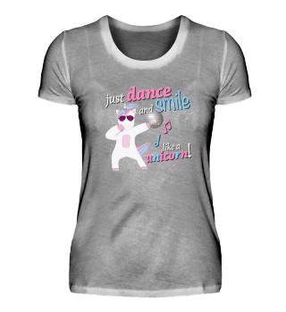dance like a unicorn - Limited Edition