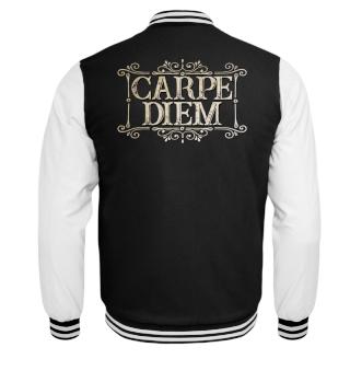 CARPE DIEM - vintage frame paper T-Shirt