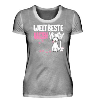 ++ WELTBESTE KATZENMUTTER ++
