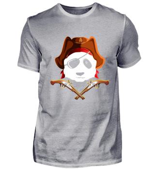 Piraten Pandabär