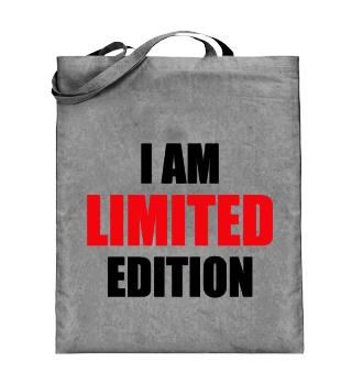 ☛ I AM LIMITED EDITION #1SR