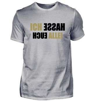 ★ ICH HASSE... #1GS