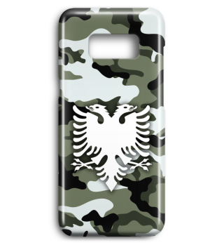 Flamujt e Camouflage Shqiptare Samsung 2