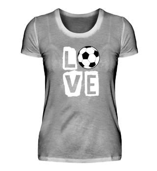 FUßBALL | Fußball-Liebe Ball