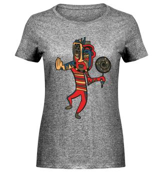 Ladies Shirts- Candy Man