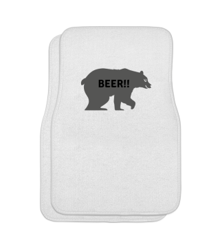 I Can Bear Anything - Animal Beer Gift