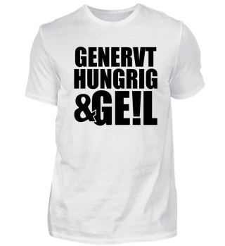 GENERVT · HUNGRIG & GE!L #1.1