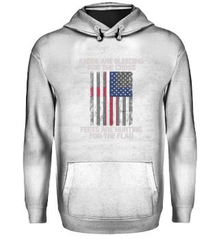 American USA Flag Shirt christian Gift