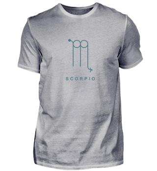 ★ Astrology Zodiac Symbol - Scorpio 1