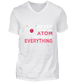 Never Trust an Atom Funny Science