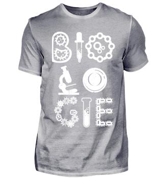 Lustiges Biologie Biologen Shirt Bio