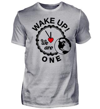 WAKE UP++BEWUSSTSEIN++WE ARE ONE++SPIRIT