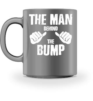 Geschenke lustig Man Behind Bump