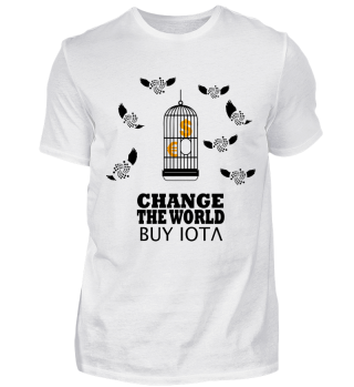 GIFT- CHANGE THE WORLD BUY IOTA
