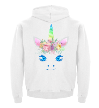 ♥ Cute Unicorn Flowers Magic Eyes 4