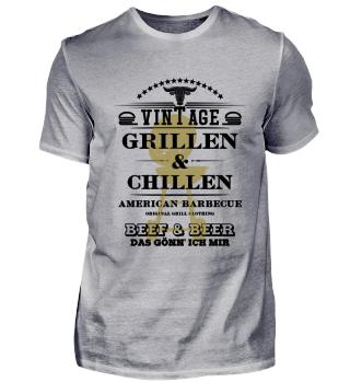 GRILL SHIRT · GRILLEN & CHILLEN #1.2