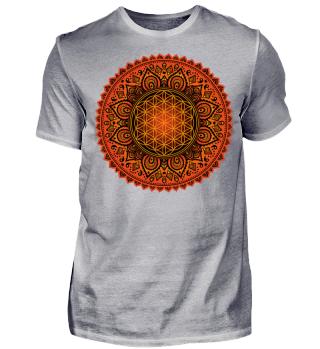 ♥ FLOWER OF LIFE - Folklore Mandala I