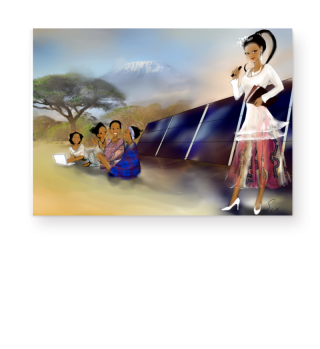 Solar for Africa by Artworks deSign