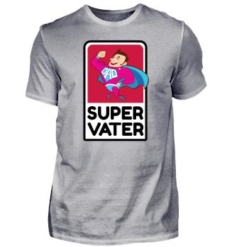 Der Super Vater - Supervater Shirt