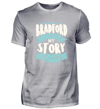 Bradford it´s where my story begins