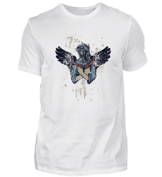 deathly dead Monster Eagle Wings