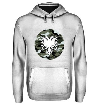 Flamujt e Camouflage Shqiptare Modeli 2