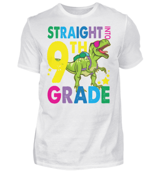 DINOSAUR STRAIGHT INTO 9TH GRADE